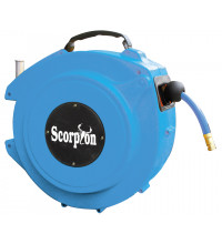 Scorpion Retractable 15m Air Hose