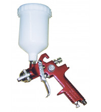 Scorpion Spray Gun Gravity Feed 1.4mm Nozzle 600Ml Pot