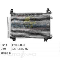 All Crash Parts Condensor Suitable For Toyota Yaris 05- SP118832