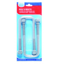 Ark U Bolt 45mm Suit 45mm Square Axle Set Of 2 Galvanised