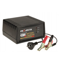 Projecta Automatic 12V 4300mA 2 Stage Battery Charger