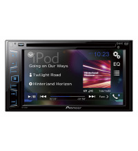 "Pioneer 6.2"" Multimedia Unit AVH295BT"
