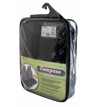Compass Charcoal Front Seat Covers