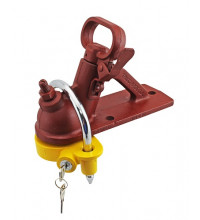 Rough Country Trailer Coupling Lock