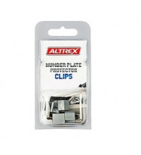 Altrex Clips Ultimate Push On Chrome Clips 4Pk
