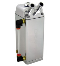 Drift Oil Catch Tank Polished 600Cc Rectangle