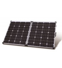 Rough Country 150W Folding Solar Panel Kit