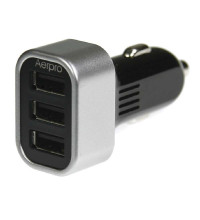 USB TRIPLE CHARGER