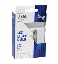GLOBE FESTOON LED 12V 10W SV8.5 31MM X 10.5