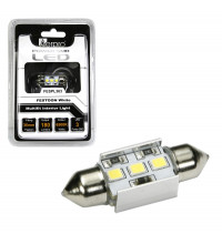 Aerpro GLOBE LED FESTOON 36MM 3XPOWER SMD WHITE