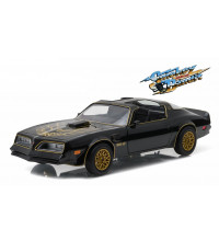 1:24 1977 PONTIAC TRANS AM SMOKEY & THE BANDIT MOVIE