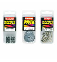 Champion Parts Self Tapping Screws Pan Head 14G x 1/2in SP23712