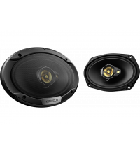 6X9IN S-EX SERIES 2 WAY COAXIAL SPEAKERS 500W MAX