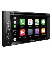 "Pioneer AVHZ2150BT 6.2"" Touch-screen Multimedia player with Apple CarPlay and Bluetooth."
