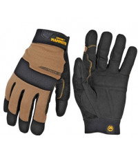 TOUCHSCREEN WORK GLOVES X LARGE