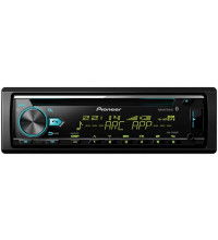 Pioneer Bluetooth CD Tuner DEHX7850BT