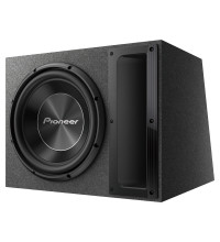 "PIONEER TS-A300B 12"" SUBWOOFER IN PORTED CUSTOM ENCLOSURE"