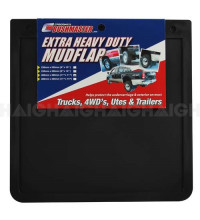 ROUGH COUNTRY MUDFLAP HD 280MM X 280MM SINGLE