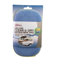 Streetwize Clean & Dry Microfibre Pad