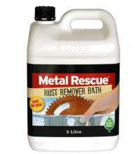 Metal Rescue Rust Removal Bath 5L