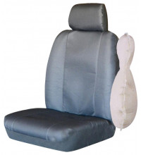 Outback Seat Cover Hilux Charcoal Dc Sr5 10/09