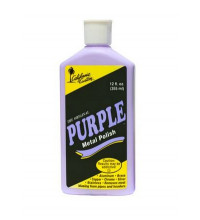California Custom Original Purple Metal Polish 355ml