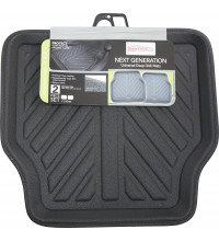 Streetwize Leather Deep Dish Rear Floor Mats