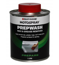 Motospray Prepwash Wax & Grease Remover 1L
