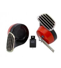 Powerwize Two Tone Snail Electric Horn Kit