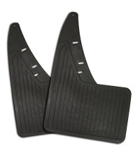 Rough Country Universal Mudflaps Rubber Blair - Pair
