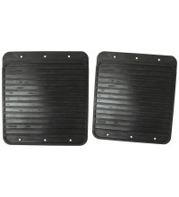 Rough Country Rubber Mudflaps 210mm x 190mm