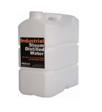 Refresh Industrial Steam Distilled Water 10L