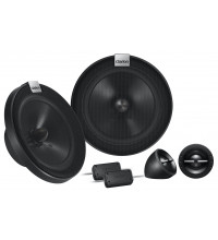 "Clarion 6"" SH Series 2-Way Component Speakers 400W SH1624S"