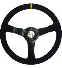 SAAS Suede Steering Wheel