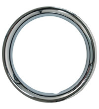 "Streetwize Chrome Ring 14"" Metal"