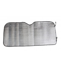 INTERIOR FRONT SUNSHADE 140X79CMSILVER