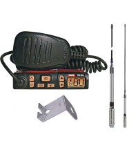 GME 5W UHF 2 Way CB Radio Starter Kit