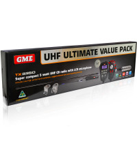 GME UHF Ultimate Value Pack TX3350UVP