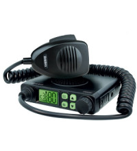 Uniden 80 Channel Mini Compact UHF Radio Flip Display