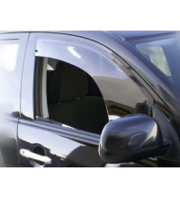 Protecitve Plastics Weather Shield Passenger Side Suitable For Toyota Yaris