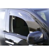 Protective Plastics Holden Ve Commodore Driver Side Weathershield