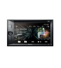 "Sony 6.2"" Touch Screen AC Receiver XAVW651BT"