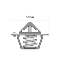 Tridon Thermostat Blistered (High Flow) SP54267