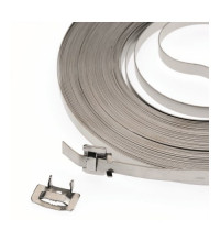 Tridon All Stainless Steel Uniband 3/8 in. SP117302