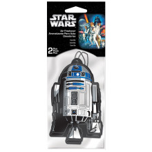 Star Wars R2D2 Paper Air Freshener - 2 Pack