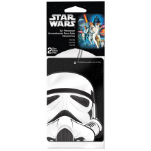 Star Wars Stormtrooper Paper Air Freshener - 2 Pack
