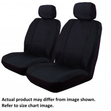 Outback Carcoal Seat Covers Hyundai iLoad TQ 02/2008 Onwards