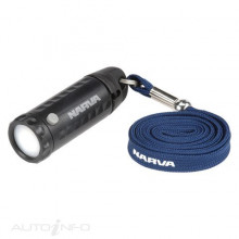 NARVA Rechargeable Led Dash Torch 12V