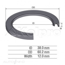 Manual Transmission Extension Seal