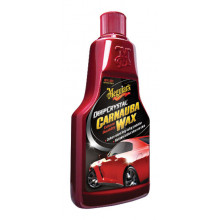 Meguiar's Deep Crystal Carnauba Wax 473ml